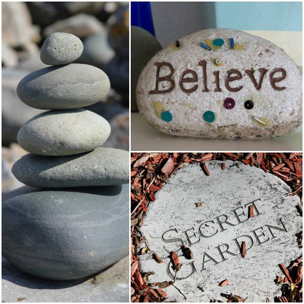 Words-on-garden-stones