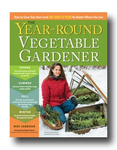 This book showed me how to grow veggies in the fall and winter outdoors in Canada.