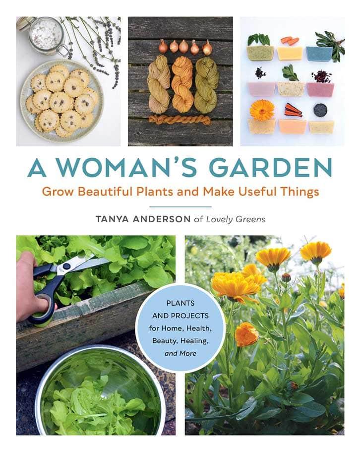 A Woman's Garden book