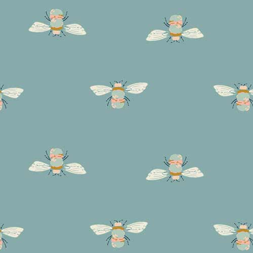 Bumble bee fabric | BeeHandmadeBoutique