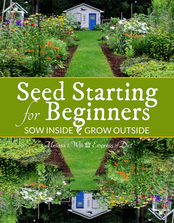 Book: Seed Starting for Beginners by Melissa J Will