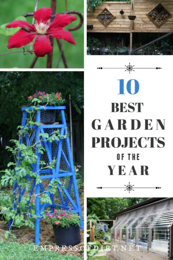 10 Best Garden Projects of the Year