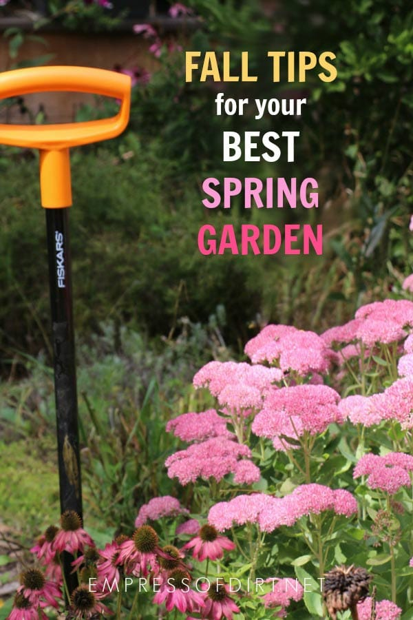 Jump-Start Your Spring Garden in Fall