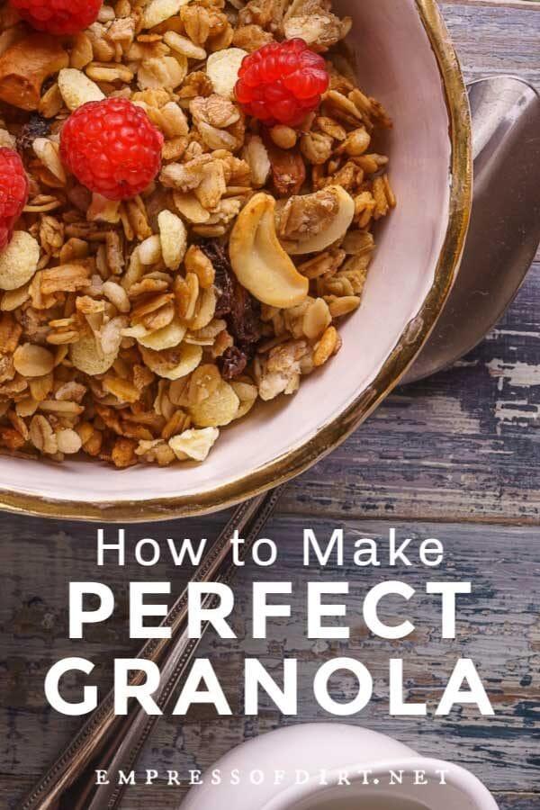 How to Make Perfect Granola (Recipe)