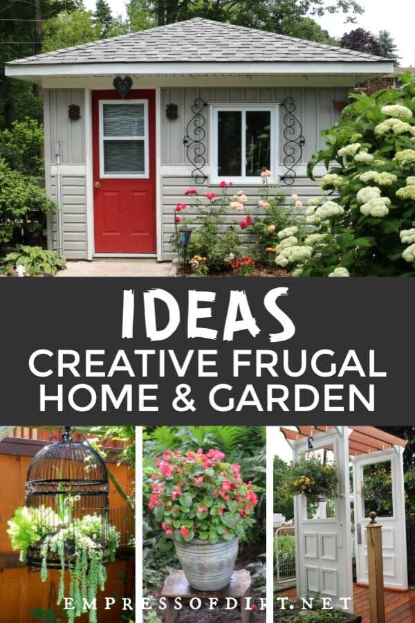 Grab creative and practical ideas for your home and garden.