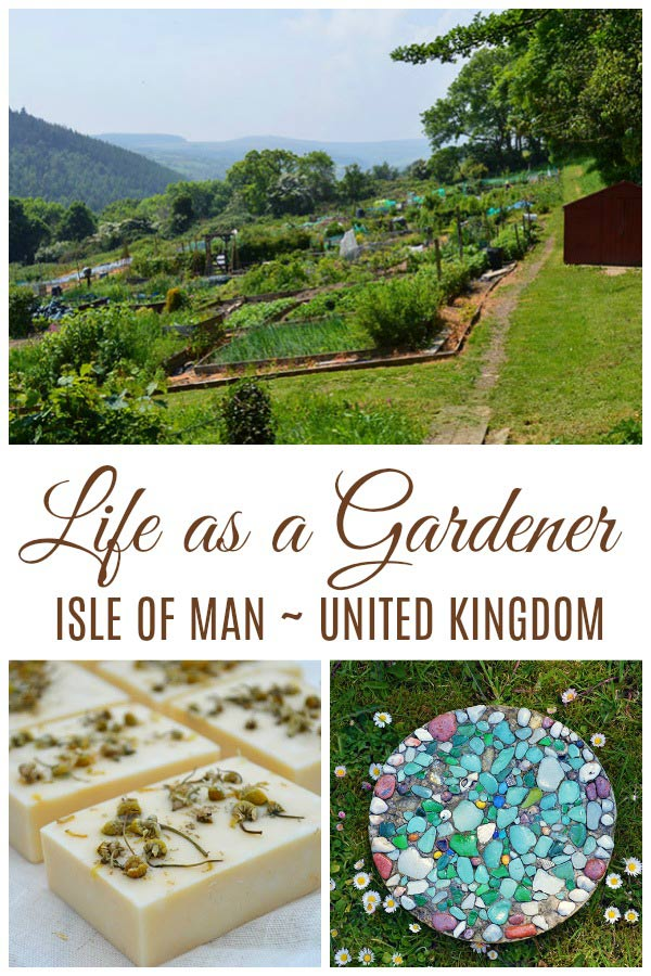 Come see what it's like to live and garden on the Isle of Man, in the Irish Sea.