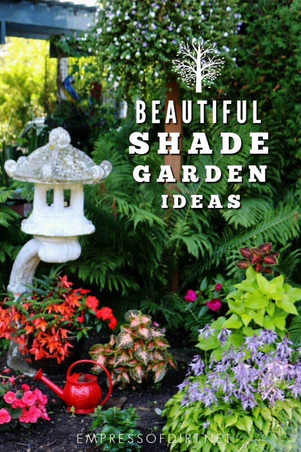 6 Simple Tricks to Improve Bland Shade Gardens
