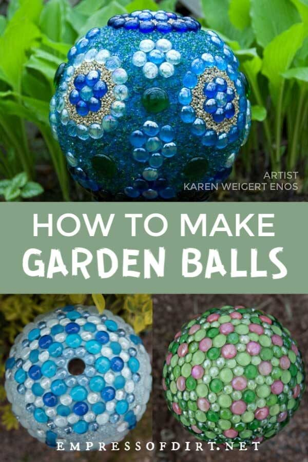 How to Make Decorative Garden Art Balls (Expert Tips)