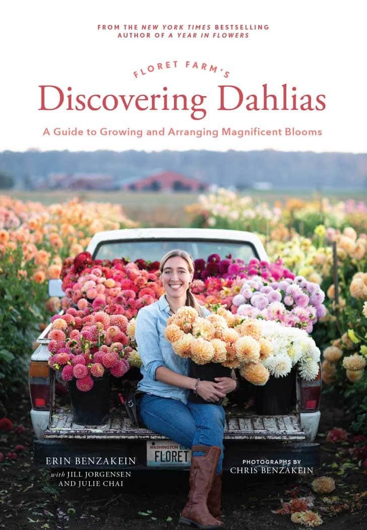 Discovering Dahlias book