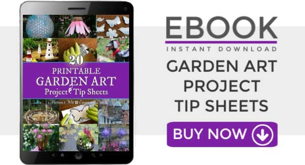 Empress of Dirt Garden Art Project Tip Sheets