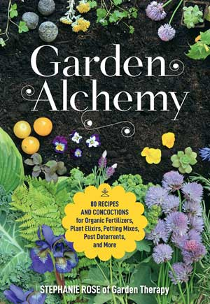 Garden Alchemy book
