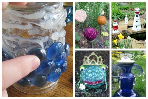 Garden Art Glue Guide
