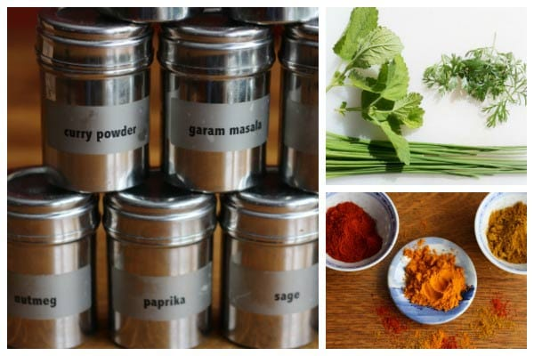 Herb & Spice Freshness Storage Guide