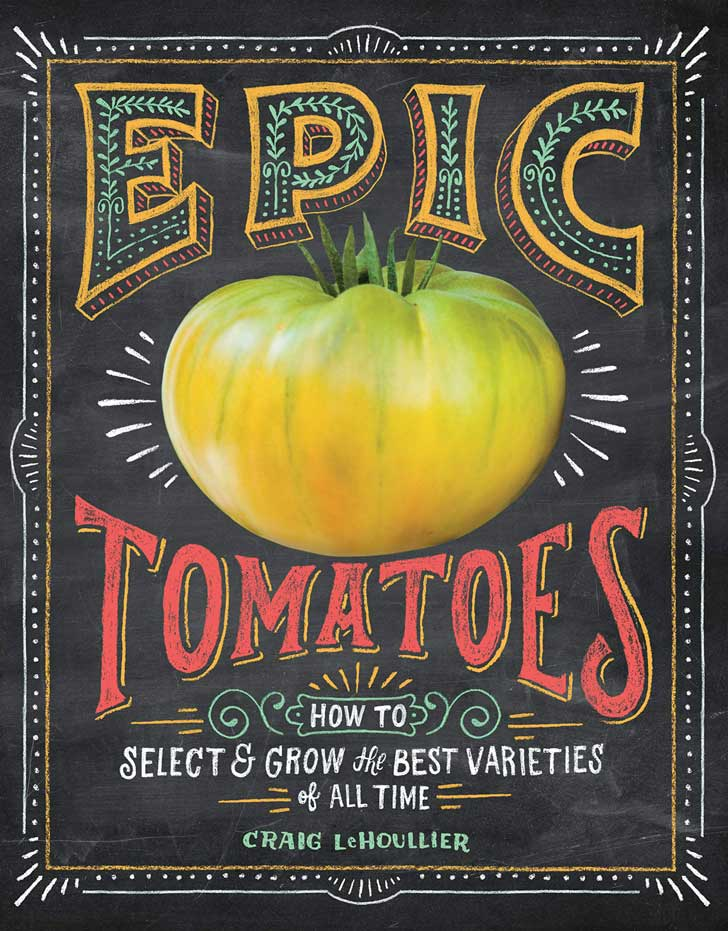 Epic Tomatoes book cover