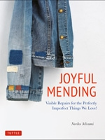 Joyful Mending: Giving Loved Clothing a Second Life