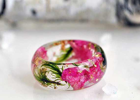 Nature ring - VyTvir Etsy Shop