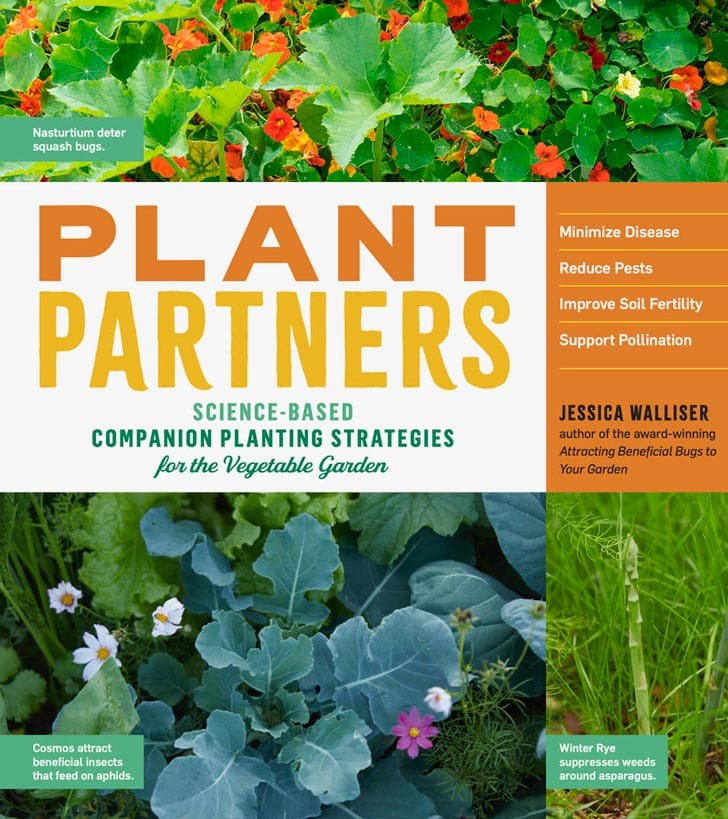 Plant Partners (book) by Jessica Walliser