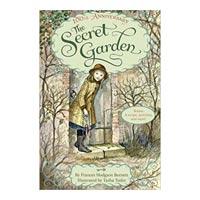 The Secret Garden book.