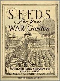 Seeds for Your War Garden pamphlet
