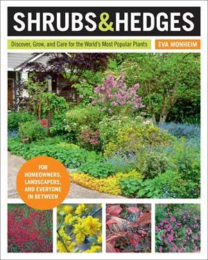 Shrubs & Hedges book