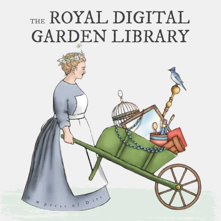 Empress of Dirt Royal Digital Library logo