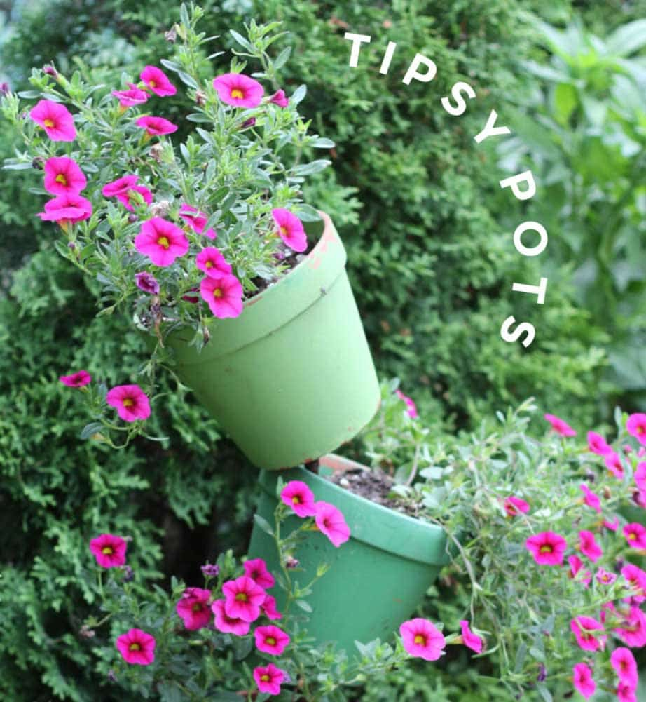 How To Make Tipsy Pots Empress Of Dirt
