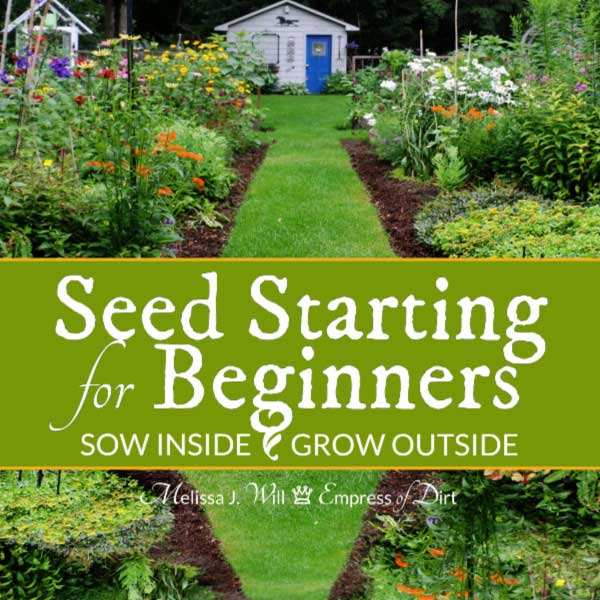 Seed Starting For Beginners Sow Inside Grow Outside Empress Of Dirt