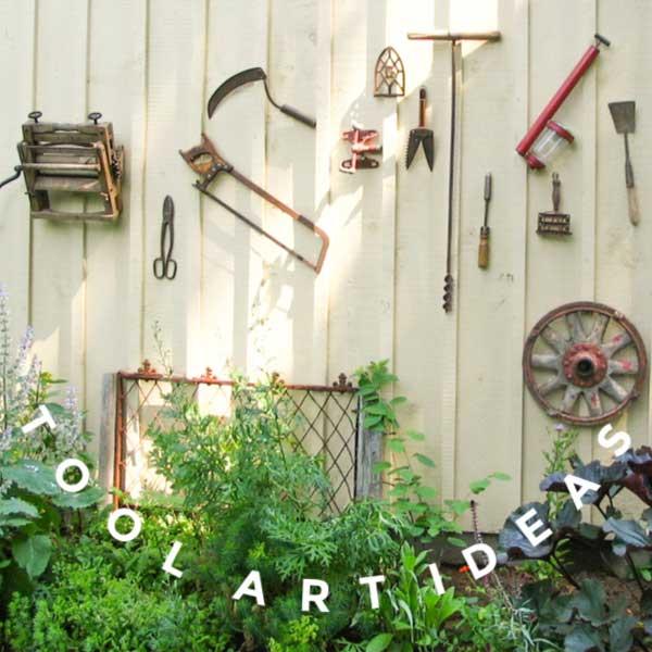 Turn Old Tools Into Garden Art 20 Ideas Empress Of Dirt