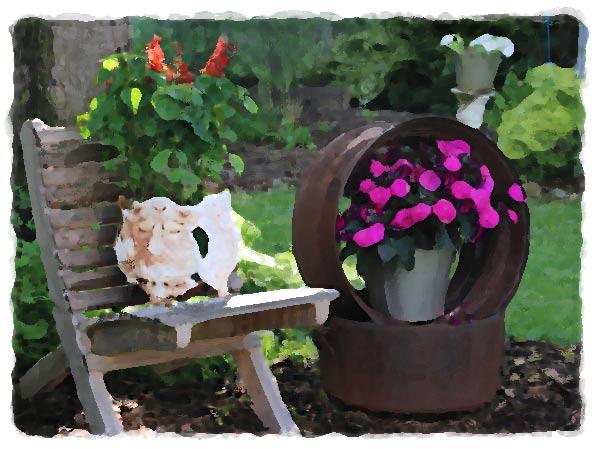 Seasonal Garden Tasks by Empress of Dirt
